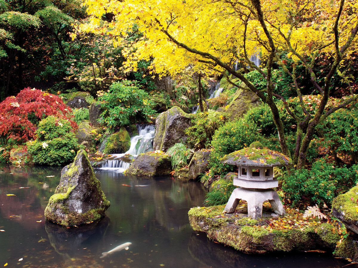 Top 12 Public Gardens - Sunset Magazine - Sunset Magazine