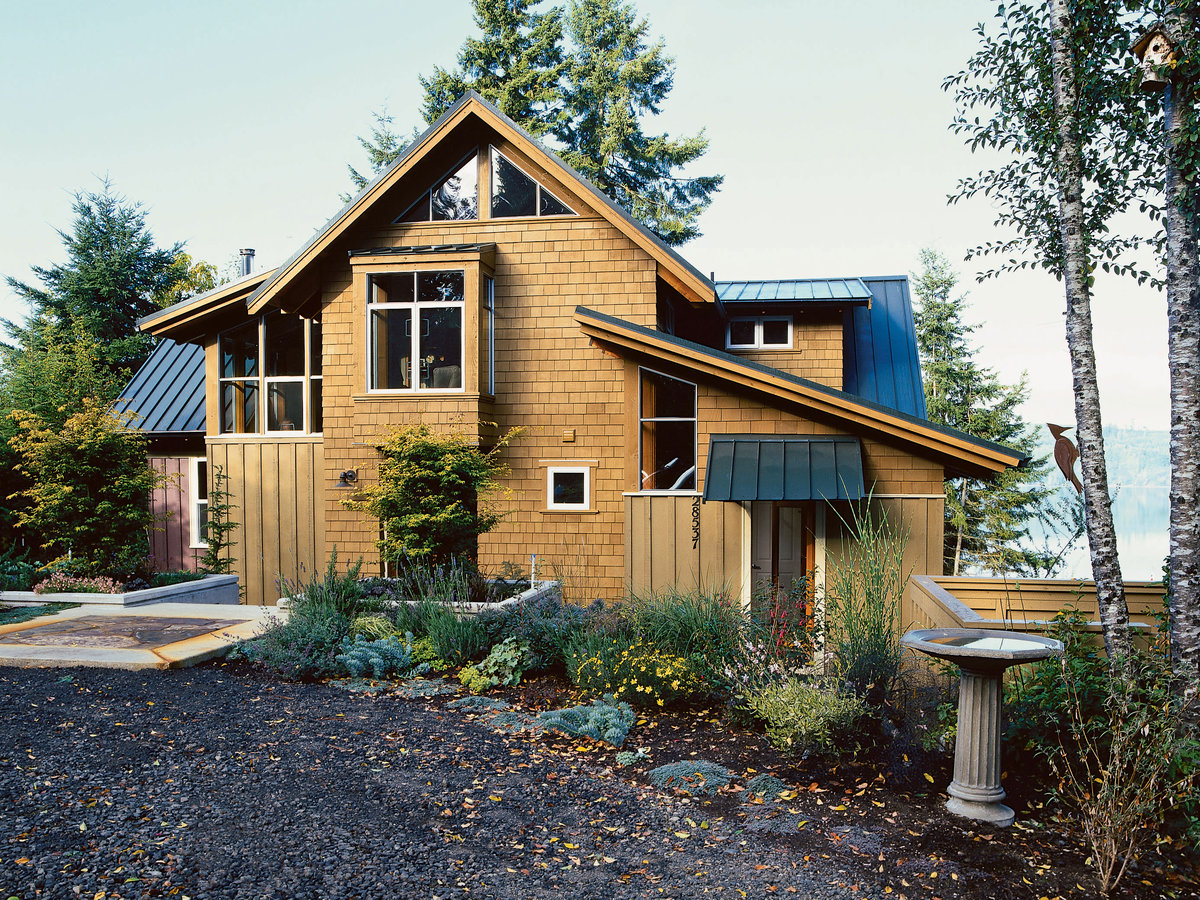 How to build the dream in stages sunset magazine for Sunset magazine house plans