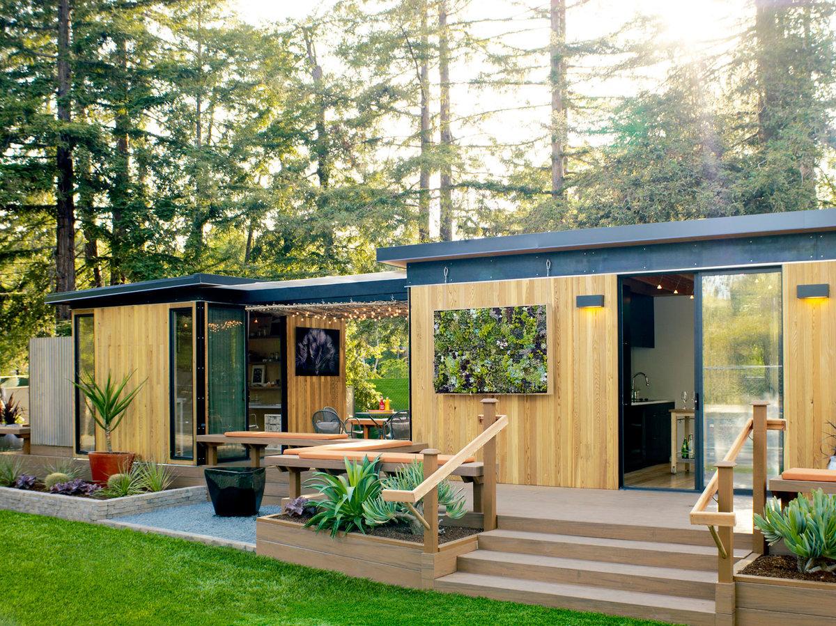 Meet Our California Prefab Home Sunset Magazine Sunset