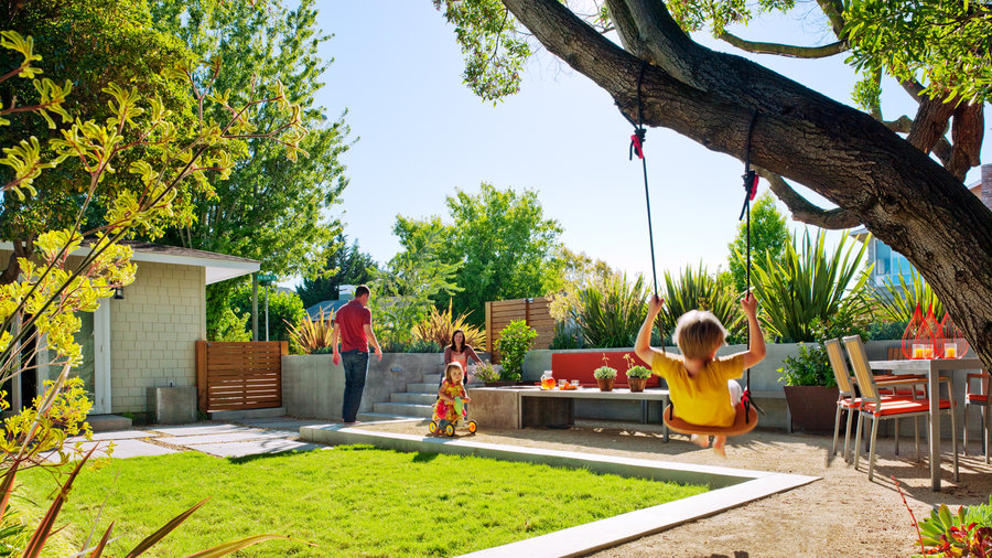 Awesome Backyard Ideas For Kids Sunset Magazine Sunset Magazine - Kids backyard ideas