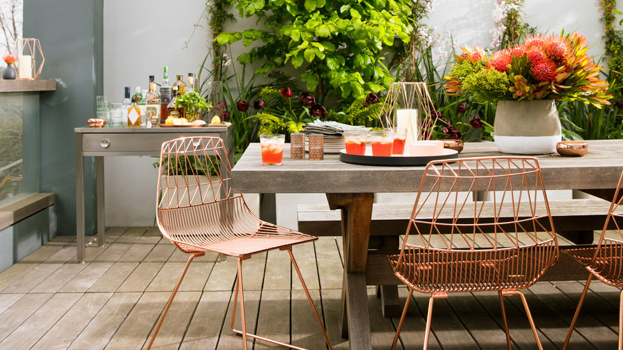 41 Ideas For Outdoor Dining Rooms Sunset Magazine