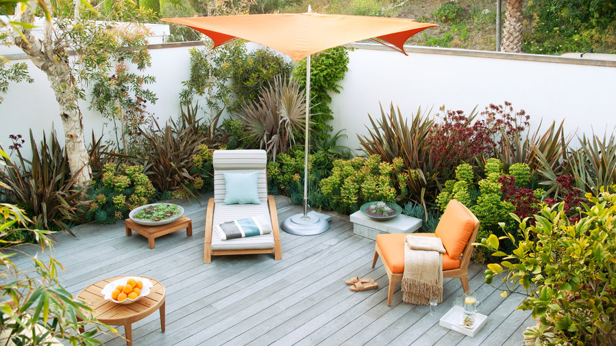 40 Great Ideas for Decks - Sunset Magazine - Sunset Magazine