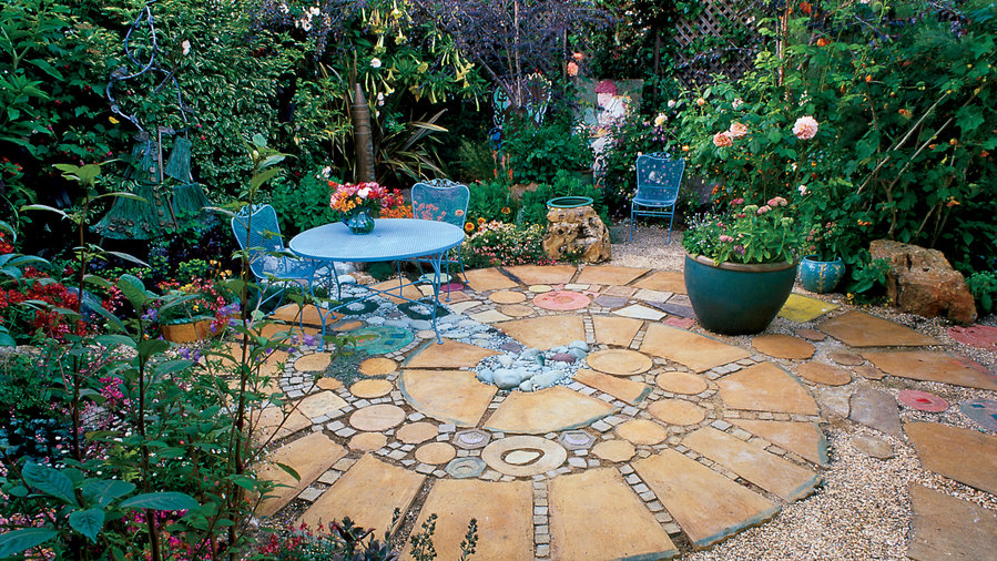40 Ideas for Patios - Sunset Magazine - Sunset Magazine